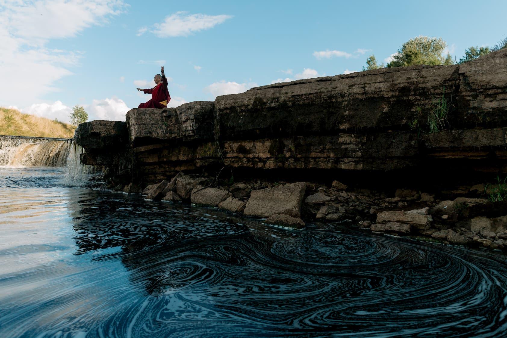 respiration relaxation meditation